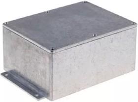 Фото 1/2 B033MF, Корпус для РЭА 165x127x75мм, металл, с крепежным фланцем
