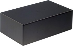 Фото 1/2 G1024B, Корпус для РЭА 158х95.5х53мм, пластик, черный