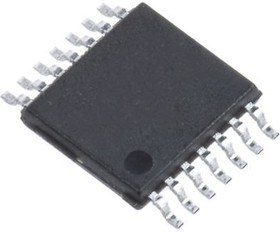 Фото 1/3 MC74HC74ADTR2G, D Flip-Flop Flip Flop IC, CMOS, LSTTL, NMOS, TTL, 14-Pin TSSOP
