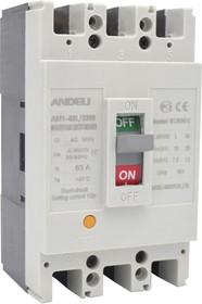 Авт, выкл,AM1-63L/3P 40A 25KA (ANDELI)