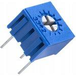 3362H-1-102LF (СП3-19а), 1 кОм, Резистор подстроечный