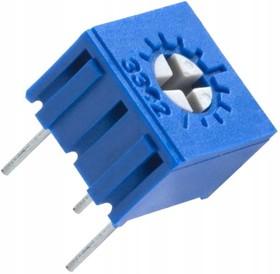 Фото 1/3 3362H-1-103LF (СП3-19а), 10 кОм, Резистор подстроечный