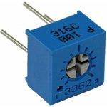 3362P-1-102LF (СП3-19а), 1 кОм, Резистор подстроечный