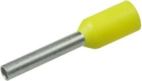 LT10010, Наконечник 1.0 мм2 желтый