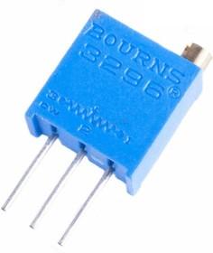 Фото 1/6 3296W-1-503LF (СП5-2ВБ), 50 кОм, Резистор подстроечный