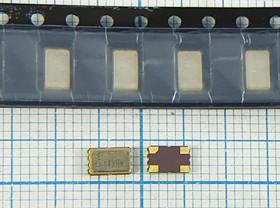 Управляемый напряжением (VCXO) кварцевый генератор 13МГц с перестройкой ПЧ:+/-12ppm, гк 13000 \VCXO\SMD05032C4\ CM\2,8В\VG-2828CB\