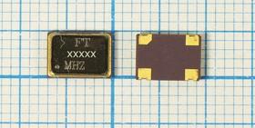 Кварцевый генератор 22.1184МГц 3.3В, HCMOS/TTL в корпусе SMD 7x5мм, гк 22118,4 \\SMD07050C4\T/CM\ 3,3В\FXO-SM7\FT