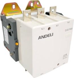 Контактор CJX2-F630 630A 230В/АС3 50Гц (ANDELI)