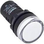 Лампа AD16-22D(LED)матрица d22мм белый 220В AC (ANDELI)