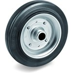 Колесо Tellure Rota 533103 под ось, диаметр 125мм, грузоподъемность 130кг ...