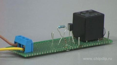 электронные схемы для управления ...