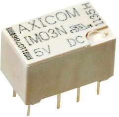 1-1462038-3 (IM03NS), Реле 2-Form-C, DPDT, 2CO 5VDC/2А