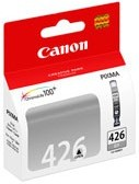 Картридж CANON CLI-426GY 4560B001, серый