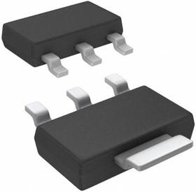 Фото 1/3 BSP298H6327XUSA1, Транзистор MOSFET N-канал 400В 0.5А [SOT-223]