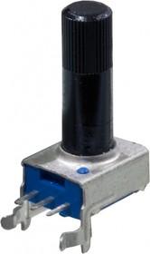 R-0901N-B20K, 15KQ, 20 кОм H=10, Резистор переменный
