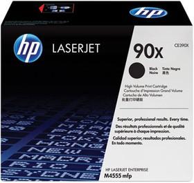 Картридж HP 90X CE390X, черный