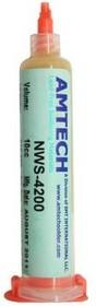 NWS-4200-TF, Флюс-гель, шприц 10 куб. см