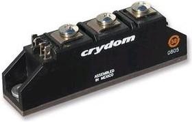 F18107RD1200, Силовой модуль, 2 диода, последовательное включение, 105А/480VAC