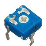CA6V, 1 кОм, Резистор подстроечный