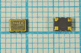 Термокомпенсированный кварцевый генератор 26МГц, 2.5ppm, гк 26000 \VCTCXO\SMD03225C4\ SIN\2,7В\TOH2600DPM4DK