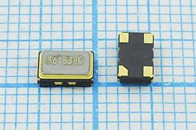 Термокомпенсированный кварцевый генератор 26МГц, 2.5ppm/-30~+75C, гк 26000 \VCTCXO\SMD05032C4\ SIN\2,4В\TOB2600DGI4KR