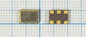 Управляемый напряжением (VCXO) кварцевый генератор 27МГц с перестройкой ПЧ:+/-130ppm, гк 27000 \VCXO\SMD07050C6\ CM\3,3В\VG-4231CA DRC\