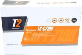 Картридж T2 719H TC-C719H, черный
