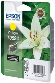 Картридж EPSON C13T059440 желтый [c13t05944010]