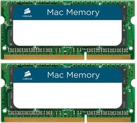 CMSA16GX3M2A1333C9, Модуль памяти CORSAIR DDR3- 2x 8Гб, 1333, SO-DIMM, Ret