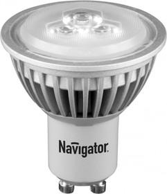 NLL-PAR16-4- 230-4K-GU10-30D (94143), Лампа светодиодная 4Вт,220В (дневной)