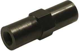 MP002203, PCB SPACER, ROUND, POLYPROPYLENE, 25.4MM