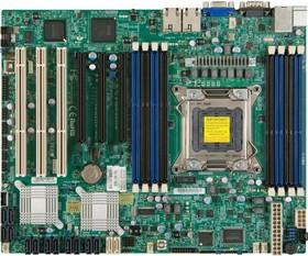 Серверная материнская плата SUPERMICRO MBD-X9SRI-F-O, Ret