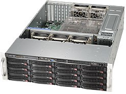 Корпус SuperMicro CSE-836BE2C-R1K03B 2x920W черный