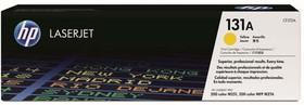 Картридж HP 131A CF212A, желтый