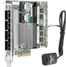 Контроллер HPE Smart Array P822/2GB FBWC (615418-B21)