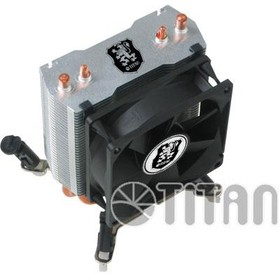 Устройство охлаждения(кулер) TITAN TTC-NC65TX(RB), 80мм, Ret
