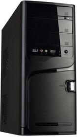 Корпус ATX FORMULA FN-337P, Midi-Tower, 500Вт, черный