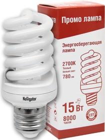 Лампа Navigator 94 416 NCLP-SF-15-827-E27 xxx