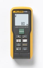 Fluke 419D, Дальномер лазерный, 80 м (Госреестр РФ)