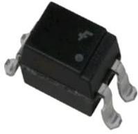 Фото 1/5 FOD817BS, Оптоизолятор 5кВ, оптопара транзисторная [SMD-4]