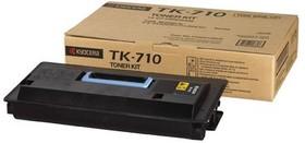 Картридж KYOCERA TK-710 черный