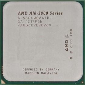 Процессор AMD A10 5800K, SocketFM2 OEM [ad580kwoa44hj]