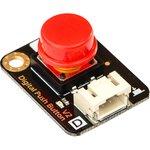 DFR0029-R, Add-On Board, Push Button Module, Red Cap, Gravity Series, Arduino ...