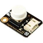 DFR0029-W, Add-On Board, Push Button Module, White Cap, Gravity Series, Arduino ...