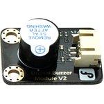 DFR0032, Add-On Board, Piezo Buzzer Module, Gravity Series, Arduino ...