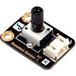 DFR0054, Add-On Board, Potentiometer Module, Single Turn, Gravity Series ...