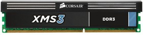 Модуль памяти CORSAIR XMS3 CMX4GX3M1A1600C11 DDR3 - 4Гб 1600, DIMM, Ret