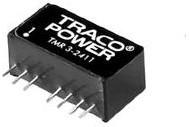 TMR 3-2423, DC/DC преобразователь, 3Вт, вход 18-36В, выход 15В,-15В/0.1А