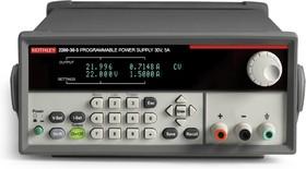 2200-20-5, Источник питания программируемый, 0-20В 0-5А 100Вт