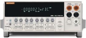 2000/E, Мультиметр прецизионный 6,5-разрядный (Госреестр РФ) (OBSOLETE)